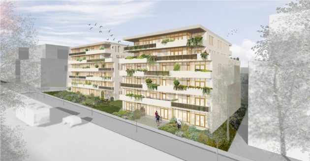 Cambie Street Housing Study