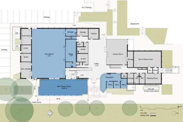 Douglas Park Community Centre
